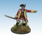 MT0008 - British Regular Infantry Officer (PREORDER)