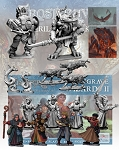 PDLvl2 - Perilous Dark Full Figure Deal. (Level 2) (Nickstarter Preorder)