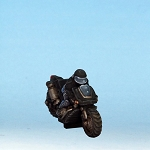 NS-NSPIoC08 - Wasteland Motorbike with rider (3)