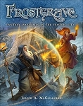 Frostgrave: Fantasy Wargames in the Frozen City Rule Book