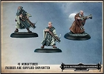 EOTD-BOTD-11 Brotherhood Xbows & Blunderbuss (3 Figs)  - Empire of the Dead