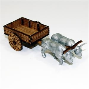 4GD-28-306  Peasant's Ox Cart
