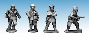 SWW412 - Soviet Army Characters