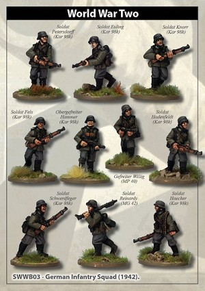 SWWB02 - German Infantry Squad (1942) (10)