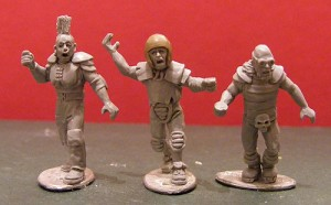 BG-APC023-025  Apocalyptic Wastelanders 4 - Raiders II (set of 3 with weapons sprue)