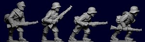 Chinese Riflemen III - German Equipped (4)