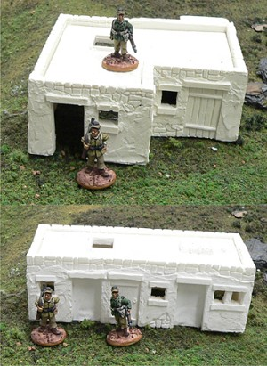 Middle East / North African Building Set - for 28mm (SAVE - Special Price)