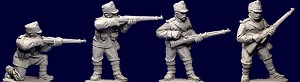 Austrian Infantry II - firing and loading - caps (8)