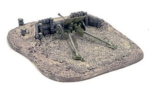 Resin Terrain: Palm log Emplacement (1)