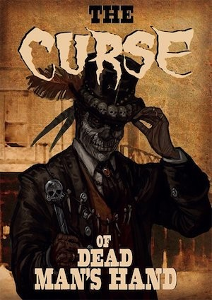 The Curse of Dead Man's Hand The Curse of Dead Man's Hand source book (includes CoDMH card deck)