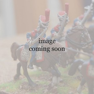 MUR-NDW107  Uhlan Elite company - Full Dress (3 figures with separate arms) post 1810