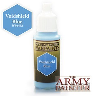 Army Painter Warpaints: WP1452 Voidshield Blue (18ml)