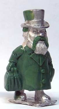 Gnome Wars Southern Americans (Confederate) Doctor