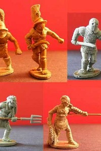 Sons of Mars Gladiator Rules