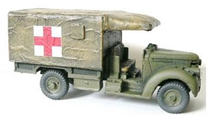 Chevy CWT 30 Lorry/Ambulance (1/56th)
