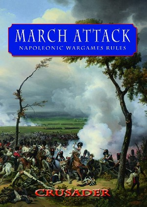March Attack  Napoleonic Wargames Rules