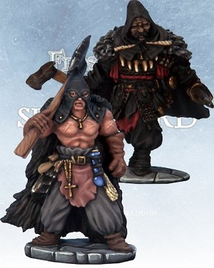 Frostgrave - FGV220 - Cultist Captains