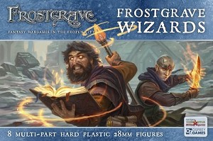 FGVP06 - Frostgrave Wizards (PREORDER)