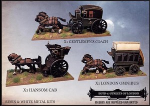 EOTD-17 Streets of London - Boxed Set - Empire of the Dead