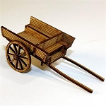 4GD-28-CAW-303 - 28mm Utility/Horse Cart