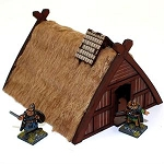 28S-DAR Norse Hovel/Workshop (1/56th)