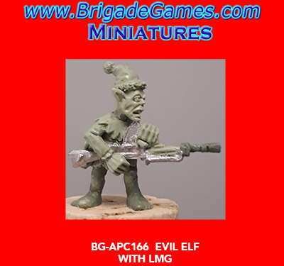BG-APC166 Apocalypse: Evil Elf with LMG(1)