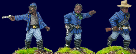Buffalo Soldier Characters (3)