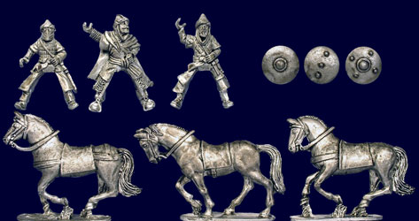 Andalusian Noble Cavalry (3)