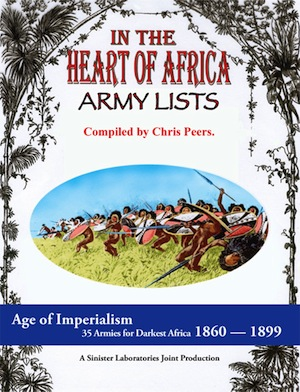 In The Heart of Africa (19th Century Africa) Army Lists