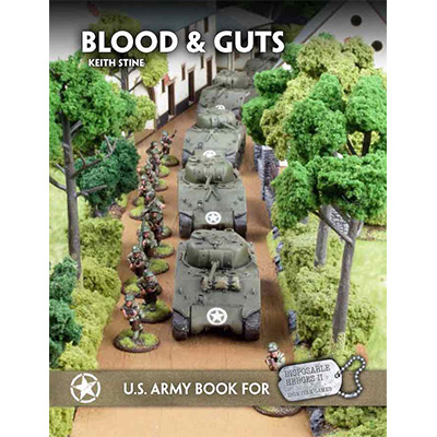 Blood and Guts - The Complete Guide to the American Army in WW2 (Soft cover print version)