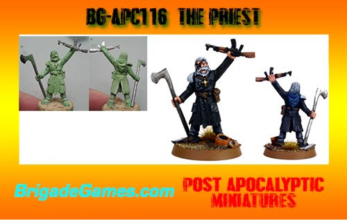 BG-APC116  The Priest