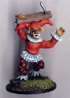 Cheshire's Circus The Jester