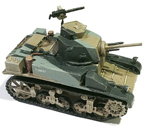 M3 Stuart Honey (1/56th)