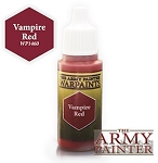 Army Painter Warpaints: WP1460 Vampire Red (18ml)