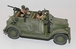 BC-1941-V3  1941 Scout M1 Car and Scout Crew
