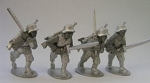 BG-CAW003  Chinese Riflemen with Big Swords - German Equipped (4)