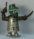 Gnome Wars Northern Americans (Union) Iron Brigade Officer