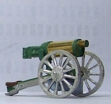 Gnome Wheeled Heavy Machine Gun - no crew