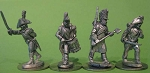 BG-NFR003  French Command 1 Campaign Uniform, Bicorne, French Rev - 1806/7 (All 4 variants)