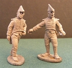 BG-NFR150  French Naval Officers (All 2 poses)