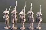 Spanish Infantry Marching (1 of 5 possible poses)