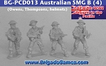 BG-PCD013  Australians in the Pacific - SMGs B - Tin Helmets (4)