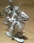 BG-SIER017  Russian Mounted Cossacks Command (3 - choice of horses)