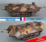 Char d'Assaut St. Chammond (France) Tank