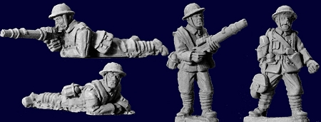 BG-WIWB13 British Lewis Gun Teams (in Helmets) (8)