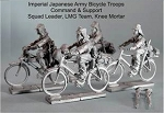 Imperial Japanese Army Bicycle Troops - Command and Support (4)