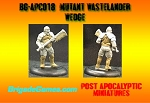 BG-APC018  Apocalyptic Mutant Wastelander - Wedge