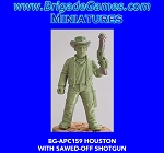 BG-APC159 Apocalypse: Houston, with sawed-off shotgun (1)