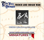 BG-FIW005 Native War Party II (2 models)