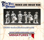 BG-FIW100 Canadian Militia Command 1 (6 models)